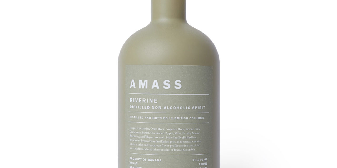 AMASS Launches Non-Alcoholic Spirit Riverine