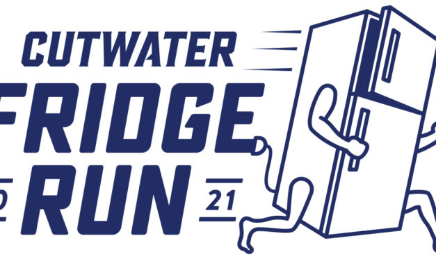 CUTWATER SPIRITS FRIDGE RUN: THE RACE YOU'VE BEEN TRAINING FOR… KEVIN MCHALE & SARAH COLONNA JOIN CUTWATER TO BENEFIT SAN DIEGO FOOD BANK Instagram-Based Competition Will Award Prizes Including Fridge-Full of Cutwater Canned Cocktails