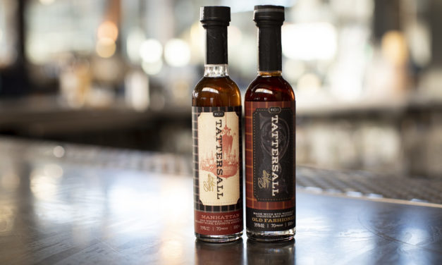 Tattersall Distilling Launches Manhattan and Old Fashioned Cocktail Shorties